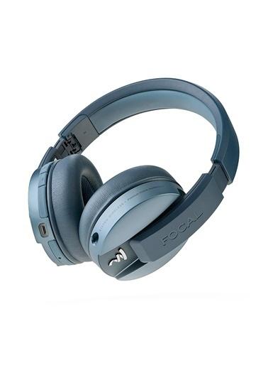 Focal Focal Listen Chic Mavi Wireless Bluetooth Kulak Üstü Kulaklık Mavi